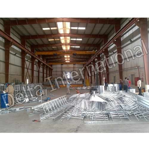Galvanizing Plant - PP Tank (Acid & Water Rinsing) Manufacturer from