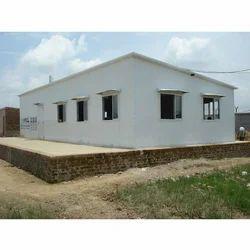 Prefab PUF Prefabricated Shelter