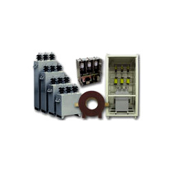 MV Power Capacitor Banks & Accessories
