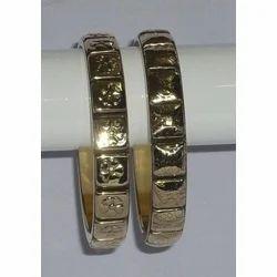 Designer Brass Bangles
