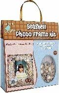 DIY Kit Seashell Photo Frame