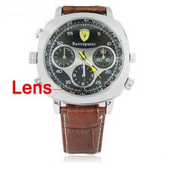 spy watch camera sports look