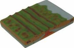 Divergent Plate Boundaries For Geomorphology Model