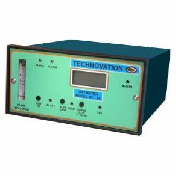 O2 Gas Analyzer   Technovation Analytical Instruments Private