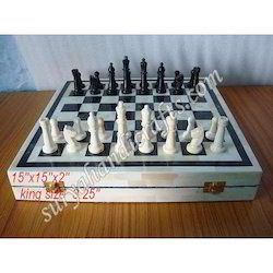 Bone Horn Chess