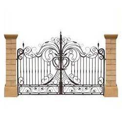 Gates And Pillars Wellington Gates Manufacturer From Ahmedabad