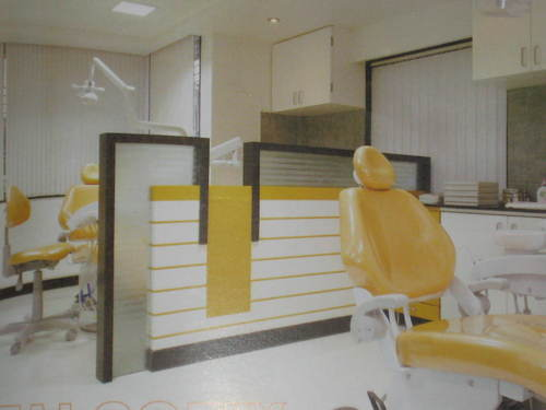 interior designing for dental clinic in bhawani peth pune space