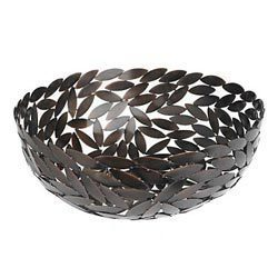 Steel Leaf Bowl