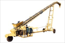 Mobile Concrete Placers MCP-56/650, Capacity: 40-50 Cm/hr. Maximum