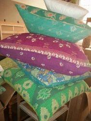 Vintage Kantha Cushions