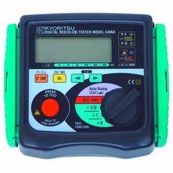 KEW-5406 ELCB Tester