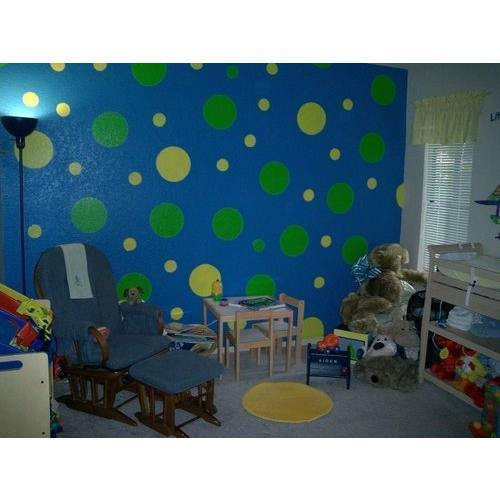 Pop Wall Painting Wall Painting Service Provider From New Delhi