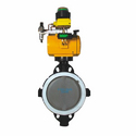 Teflon Lined On-Off Butterfly Valves
