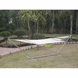 Double Cotton Rope Hammock - 118