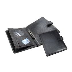 Executive Portfolio Folder Inside Pocket