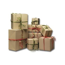 Cardboard Rectangle Shipping Corrugated Boxes