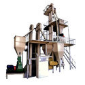 Fully Automatic Cattle Feed Plant, Capacity: 200 Mt/day
