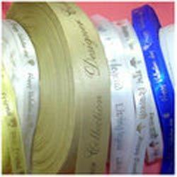 Foil Stamped Continuous Tapes And Labels