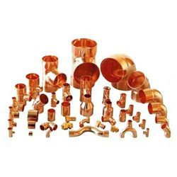 Copper Butt Weld Fittings, Size: 1/2 & 3/4 inch