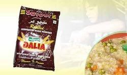 White Indian Wheat Dalia, For Cooking, Packaging Type: Bag