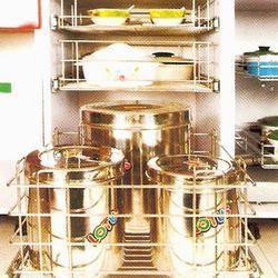 Kitchen Cabinet Baskets At Rs 1000 Piece Ludhiana Id 3764023962