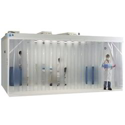 Powder Containment Booths
