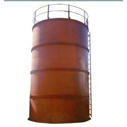 Carbon Steel Chemical Storage Tanks