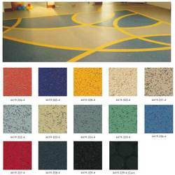 Anti- Slip Flooring