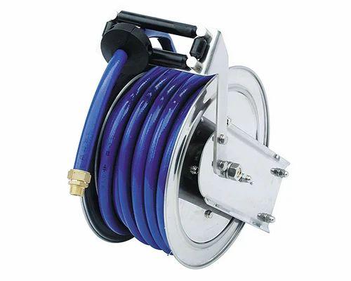 Auto Rewind Water Hose Reel  sc 1 st  IndiaMART & Auto Rewind Water Hose Reel at Rs 55500 /set | Auto Hose Reel | ID ...