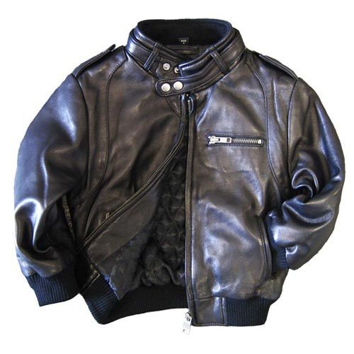 9634db2ac Kid s Leather Jackets - View Specifications   Details of Kids ...