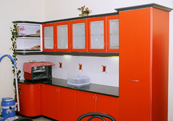 Kitchen Cabinets in Thrissur Kerala India IndiaMART