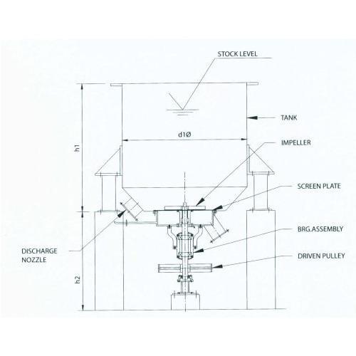 hydro pulper  paper work  u0026 making machine