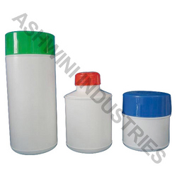 HDPE Cylindrical Bottles