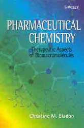 Pharmaceutical Chemistry Book