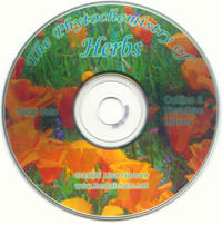 The Phytochemistry Of Herbs (Cd)
