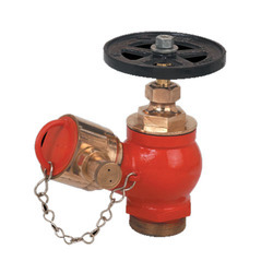 Screw Type Fire Fighting Hydrant Valve