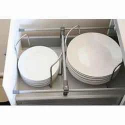 Kitchen Plate Holder  sc 1 st  IndiaMART & Kitchen Plate Holder | Modernage Kitchen | Manufacturer in New ...
