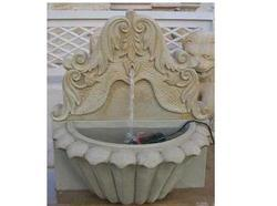 Carved Bowl Fountain