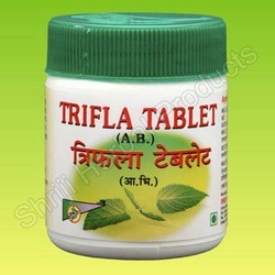 Trifala Tablet, Packaging Size: 100 Tablet and 200 Tablet, Packaging Type: Bottle