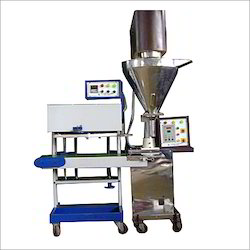 Vertical Band Sealing Machine With Auger Filler