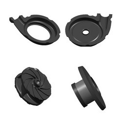 Warman Type Pump Rubber Spares
