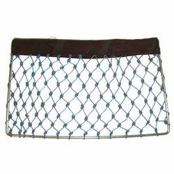 Black Nylon Mesh Bag