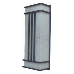 Steel Outdoor Wall Light