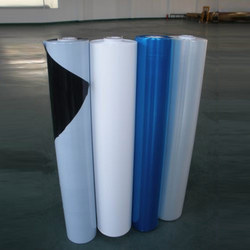 Color Coated Films Lamination