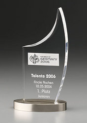 Promotional Acrylic Trophies