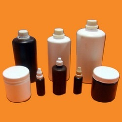 Chemical Pesticide Bottles