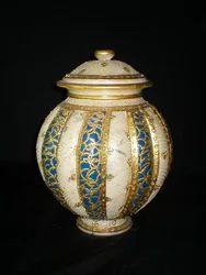 Handmade Marble Pots