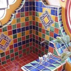 Decorative Bathroom Tiles