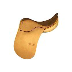 Leather Polo Saddle