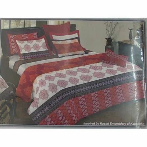 Superb Bombay Dyeing Bed Sheets (Celebrating India)